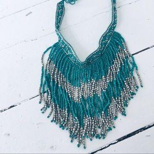Jewelry - Beaded Choker Necklace